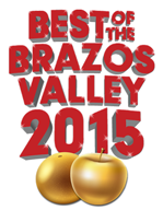 Best Brazos Valley Winner 2015